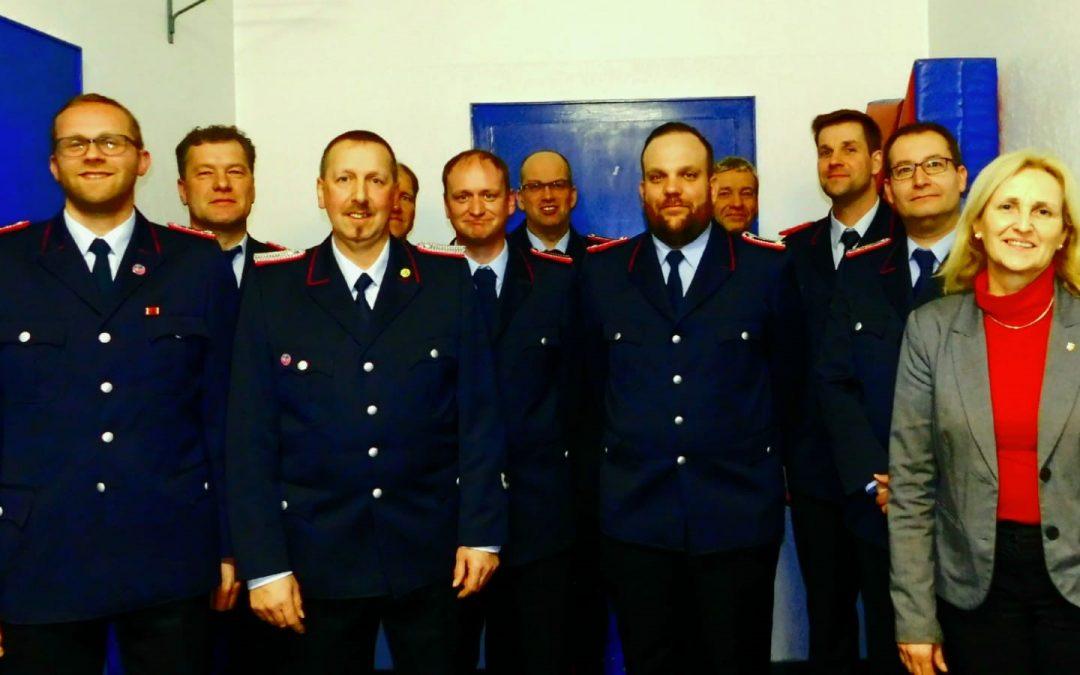 Jahreshauptversammlungen der Feuerwehren